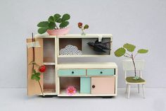miniatures by sabine timm.