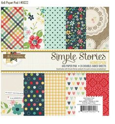Simple Stories Homespun