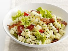 BLT Pasta Salad from FoodNetwork.com