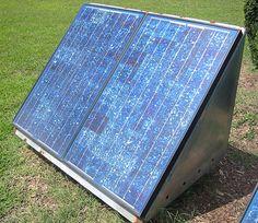 spray paint solar cells. so cool.