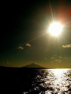 Conception Volcano, Ometepe Island, Lake Nicaragua