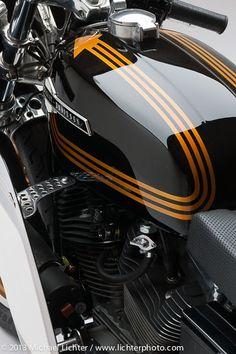 CAFE' RACER CULTURE: Sporty TT