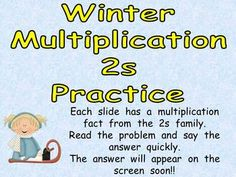 Free!! Do your students need extra practice mastering basic multiplication facts? When students do not know their basic facts automatically, it interferes with their ability to do more complicated math. This PowerPoint will help your students become much more automatic with their knowledge of multiplication facts!