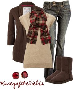 Perfect for fall! :-)