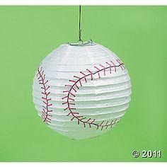 Baseball lantern