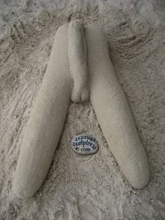 What's a girl Sand Castle without a guy Sand Castle.  800 7Classy or www.Caribbean-Hideaways.com #Hedonism#NegrilJamaica#NudeBeach#AllInclusive#Vacation#Lifestyle#TravelAgent