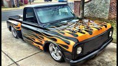 Chevy Stepside