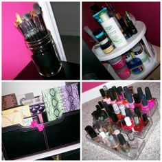 Affordable Beauty Storage Solutions