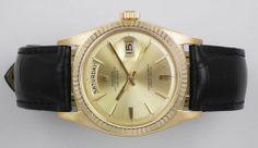 Rolex Oyster Perpetual Day-Date 1803 - Original Champagne Dial (1966) | eBay