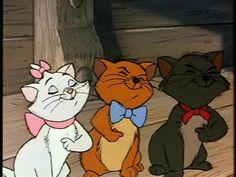 disney movies, the aristocats, aristocat parti, belov disney, disney screencap