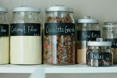 5 Tips to Save Money & Organize a Grain-free Pantry