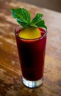 Cocktails on the lighter side
