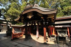 Manzoku Inari Jinja – Summer Shrine in Kyoto #fotografia #giappone #tempio