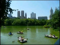 Foto de @Micheruiz - Central Park en Verano