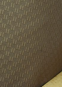 Silvia Chocolate Fabric Is Very Stylish And Durable Solid