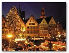 Rothenberg, Germany (winter)