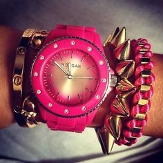 I feel like this watch says my name- therefore.. I must have it!