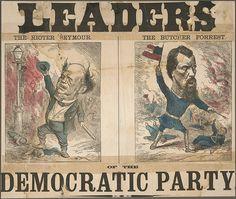 Vintage political poster