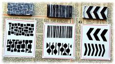 handmade stamps