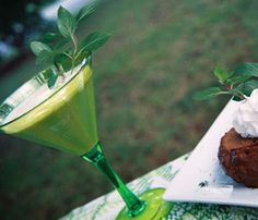 Chocolate mint cream liqueur.Delicious homemade liqueur with whiskey,chocolate extract and mint liqueur.
