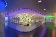 How Do You Design a Hospital That Can Foster Great Ideas?   Wired Design   Wired.com Pinned by Gail Zahtz
