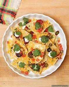 Super Bowl Snacks // Ultimate Nachos Recipe
