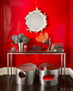 ELLE DECOR's Designer Visions Showhouse - Design by Alessandra Branca