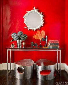 ELLE DECOR's Designer Visions Showhouse - Design by Alessandra Branca