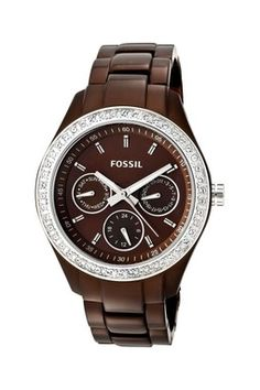 Fossil Women's Stella Casual Watch  - Click pics for a better price <3