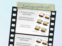 Infographics as a Creative Assessment by Kathy Schrock.