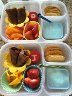 First week of school lunch box round-up! | packed in @EasyLunchboxes containers