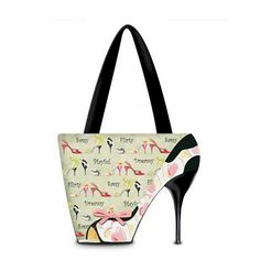image of Step Out In Style If The Shoe Fits Handbag