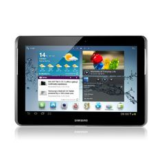 Samsung Galaxy Tab2 10.1 inch Tablet – Silver (16GB, 3G, Andriod 4.0) | £330.00