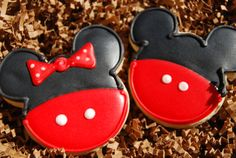 @Lindsay Dugan Mini & Mickey Cookies made me think of Kenna :o)
