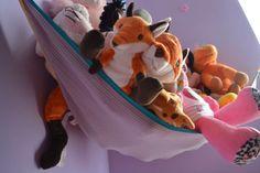 The House of Boys... a Girl: Stuffed Animal Hammock Tutorial!