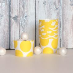 Big Dot Baking/Candy Cups - Yellow