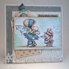 I Wanna Build a Memory: Snow fairies