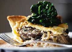 Mushroom Monday: Mushroom Pie