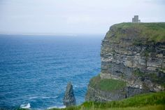 Cliffs of Moher on an #Ireland vacation with VBT.