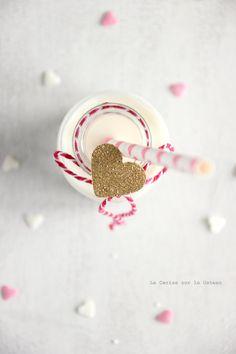 Valentine day drink