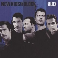The Block - New Kids on the Block #wowza