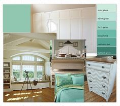 I like this bed frame (headboard). and the overall colour scheme.