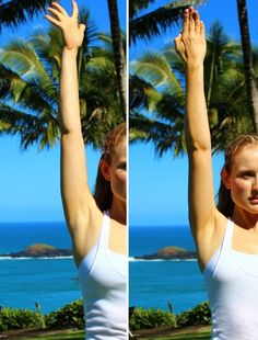 Yoga is a great way to live well daily! Are you doing these common yoga poses correctly? | via The Honest Company blog