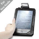 #Acase(TM) Lighted Leather Case for Kindle 4 (Black), (NOT FOR KINDLE TOUCH)