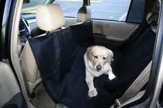Outward Hound Back Seat Pet Hammock, Black.  List Price: $26.99  Sale Price: $14.73  More Detail: http://www.giftsidea.us/item.php?id=b000md58ma