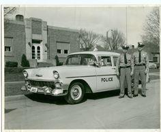 Vintage 1956 - Police