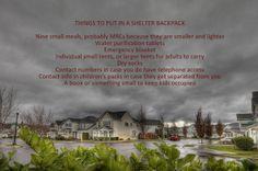 Tornado & Natural Disaster Preparation