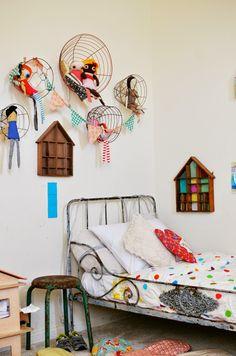 #lovelysleeper basket wall, kid rooms, interieur kid