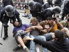 I blame Oprah: So what's this Spanish Revolution, then?