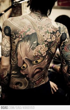 Dear Japan, I Love Your Tattoo Artists!